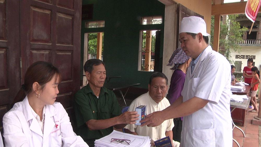 CLB thầy thuốc trẻ: Học Bác chăm lo sức khỏe cộng đồng